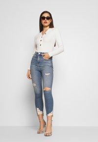 Good American - Jeans Skinny - blue - 3
