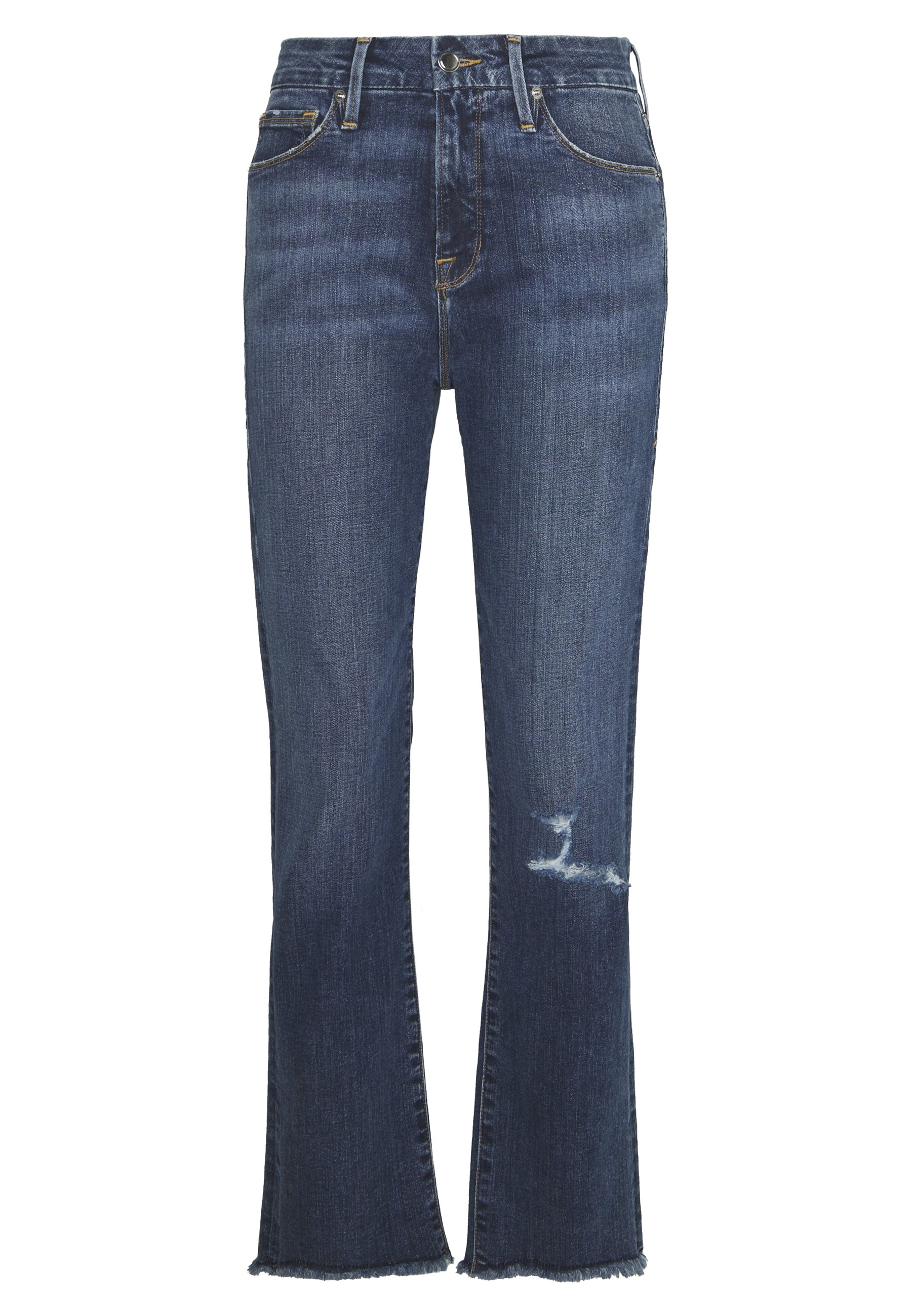 Good American - Straight Leg -farkut Blue