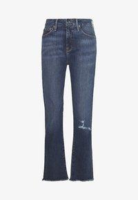 Good American - GOOD  - Jeans straight leg - blue - 3