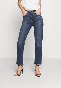 Good American - GOOD  - Jeans straight leg - blue - 0