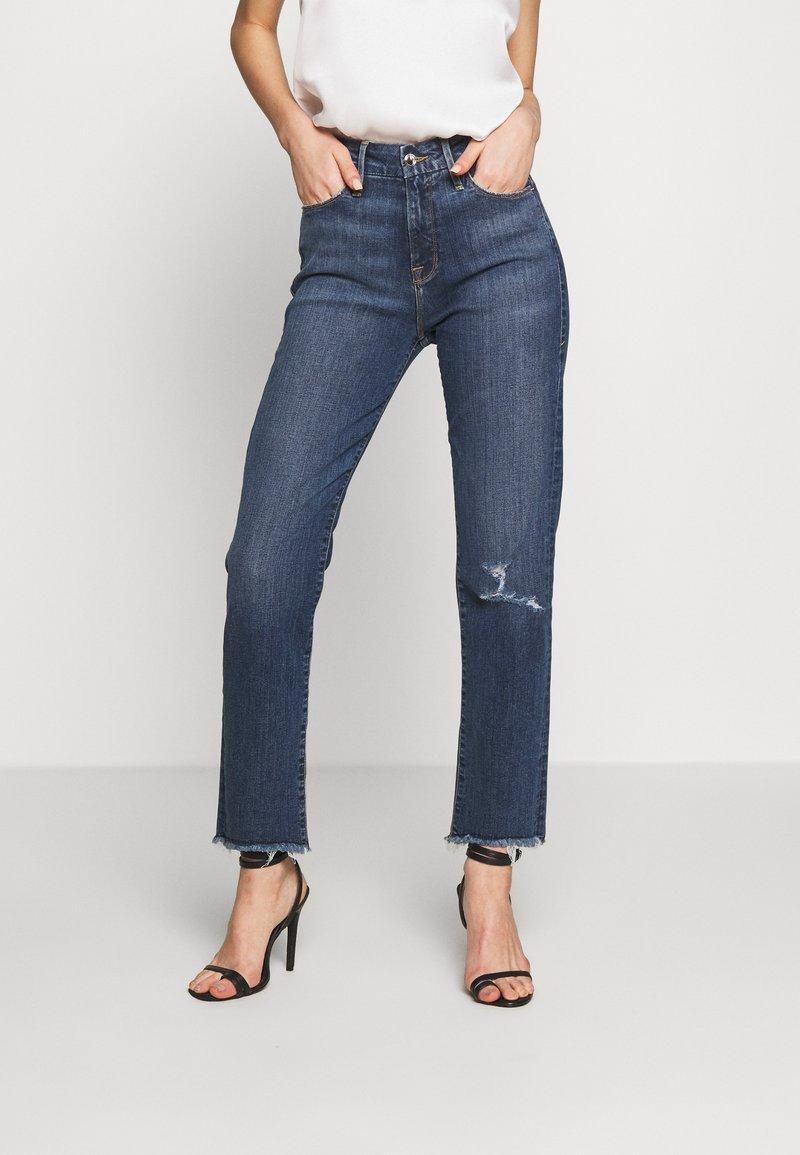 Good American - GOOD  - Jeans straight leg - blue