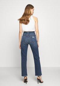 Good American - GOOD  - Jeans straight leg - blue - 2