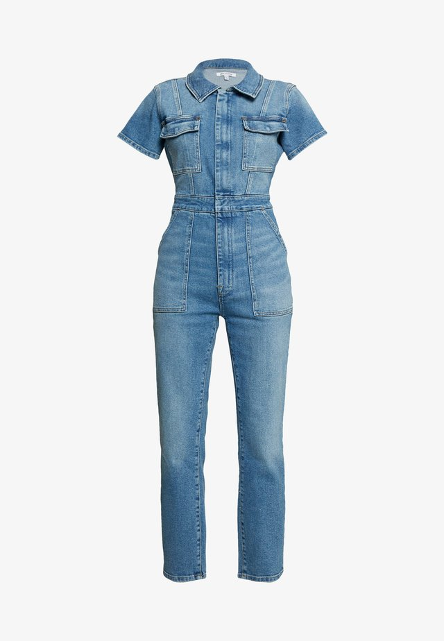 MILITARY - Overall / Jumpsuit /Buksedragter - blue