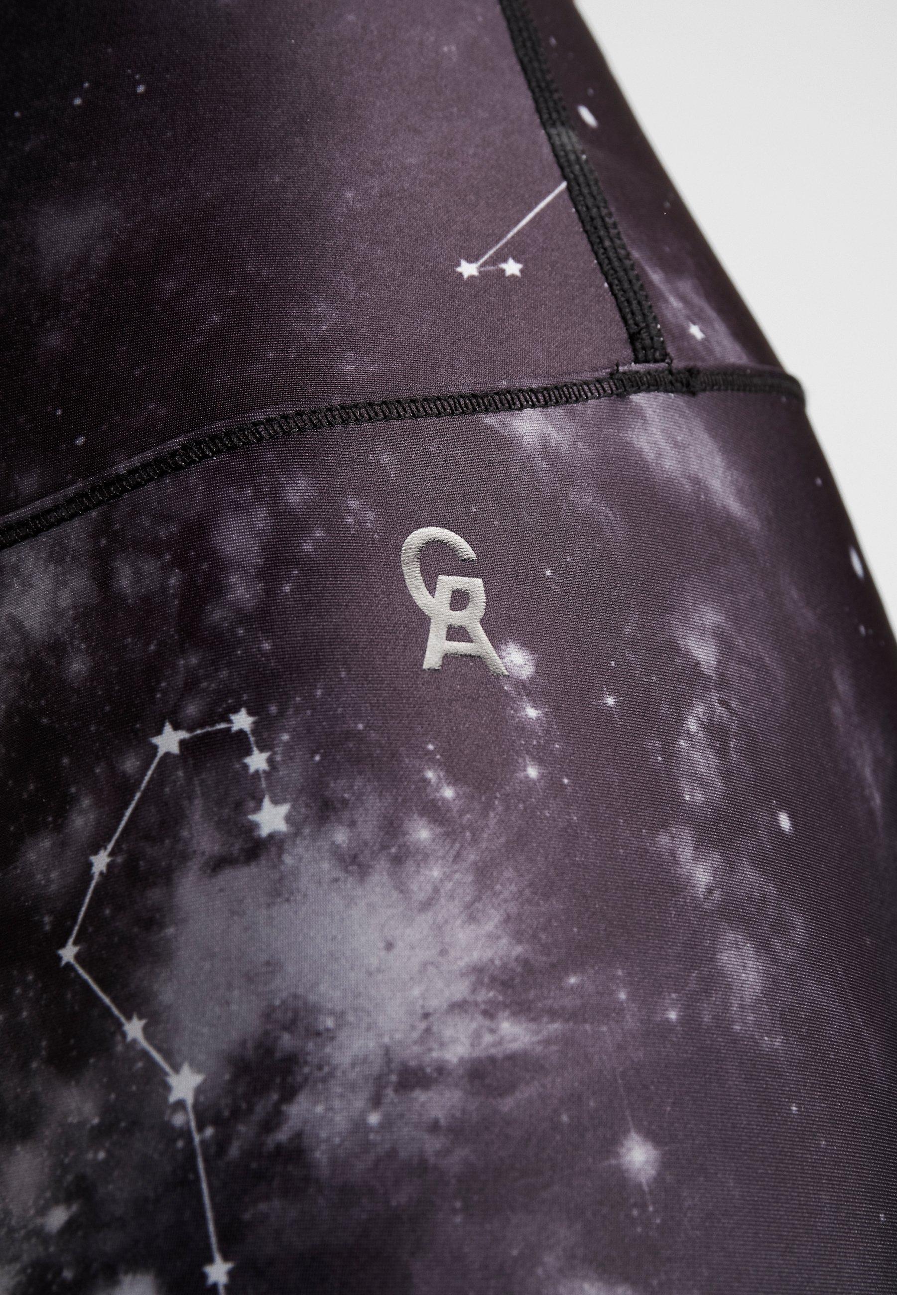 Good American Zodiac Print Legging - Leggings Anthrazit