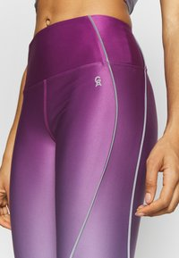 Good American - OMBRE CONTOUR LEGGING - Tights - sunset - 4