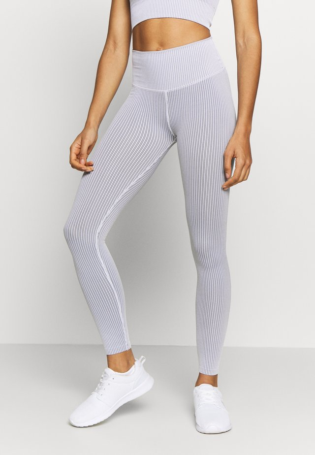 FULL FASHION LEGGING - Legging - white