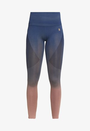 DIP DYE SEAMLESS LEGGINGS - Leggings - sunset