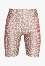 Sports shorts - mixed animal