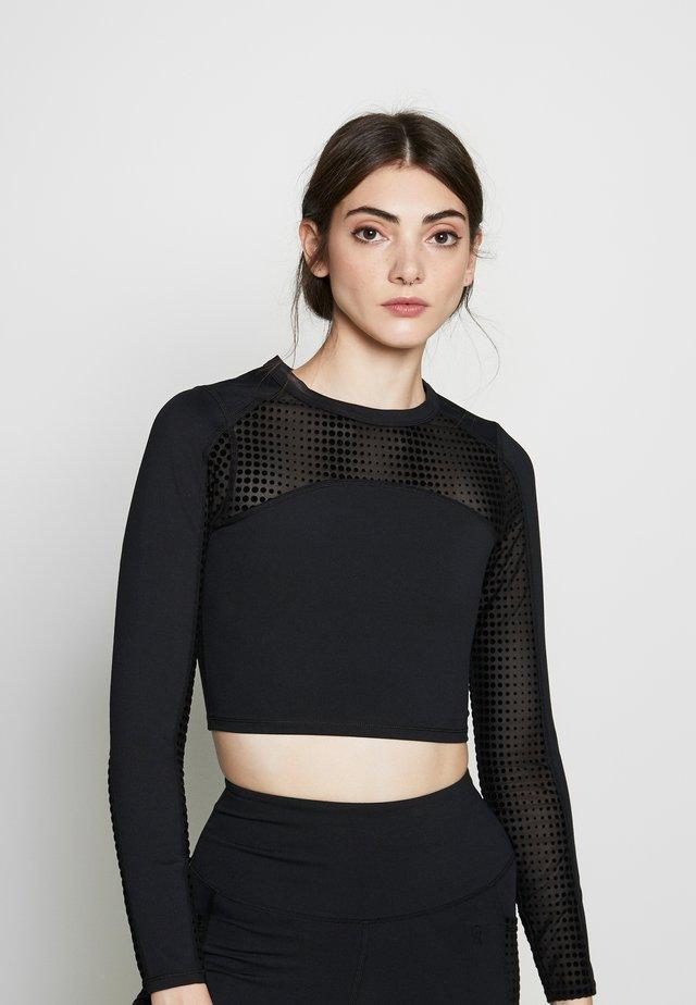 ASCENDING DOT  - Långärmad tröja - black