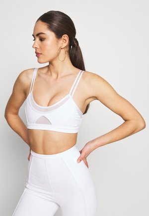 CORSET SKIMPY BRA - Sports bra - white