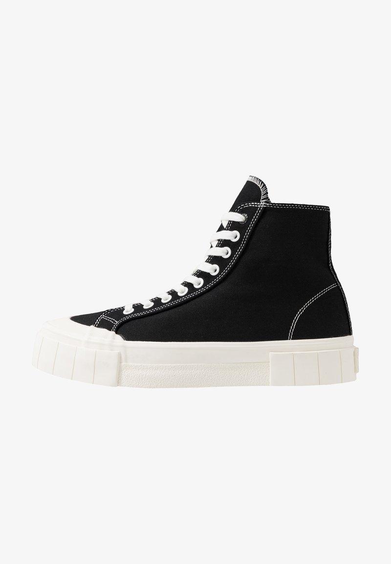 Good News - BAGGER - Höga sneakers - black