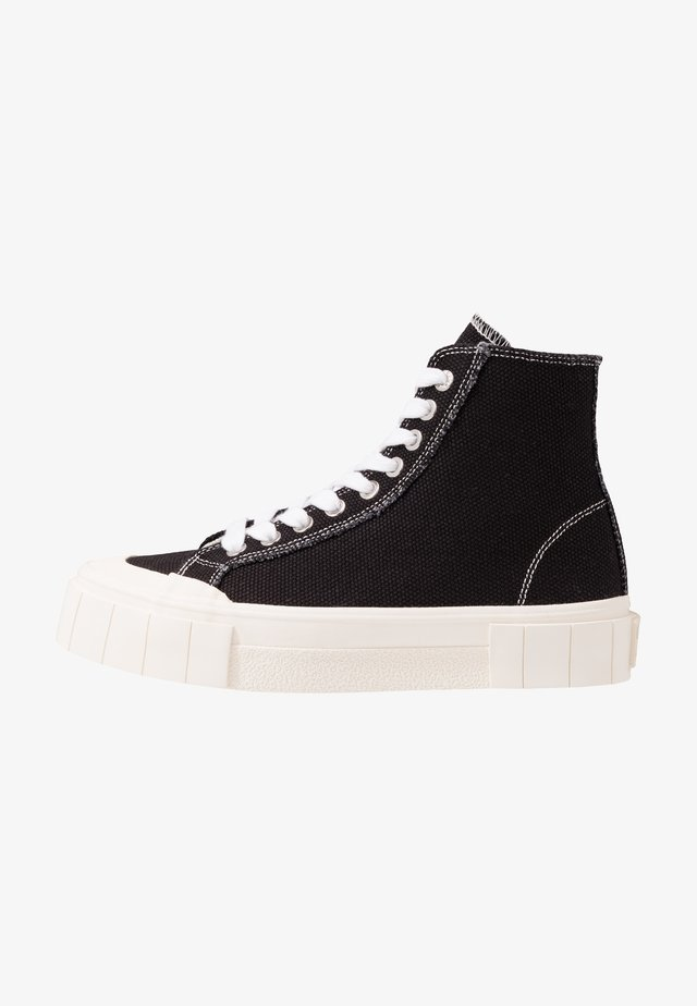 JUICE - Sneakers hoog - black