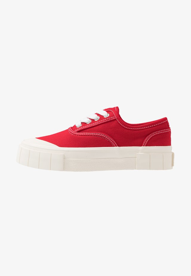 ACE - Sneakersy niskie - red