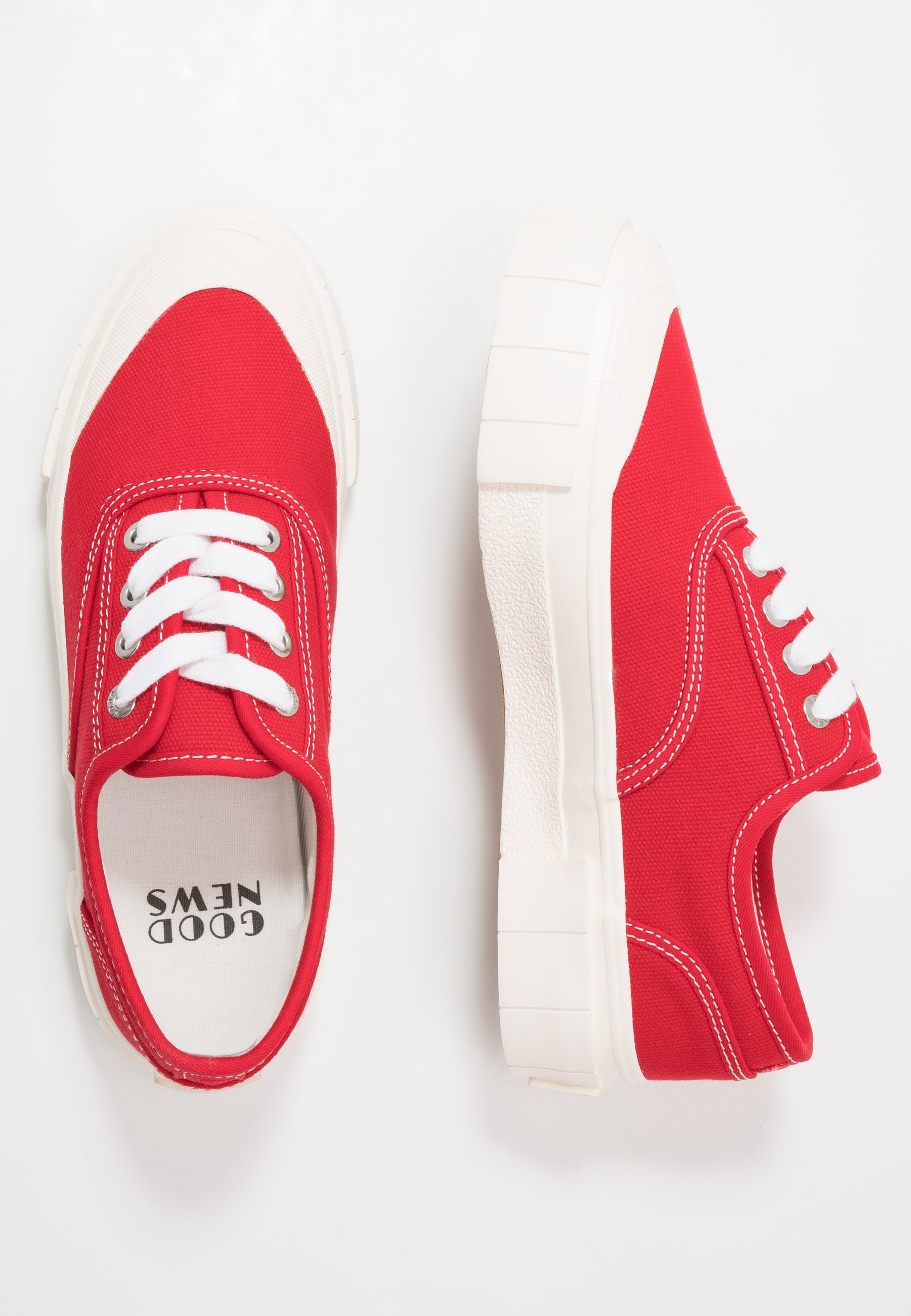 Good News ACE - Sneakersy niskie - red
