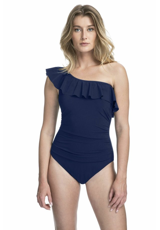 BADEANZUG - Swimsuit - navy