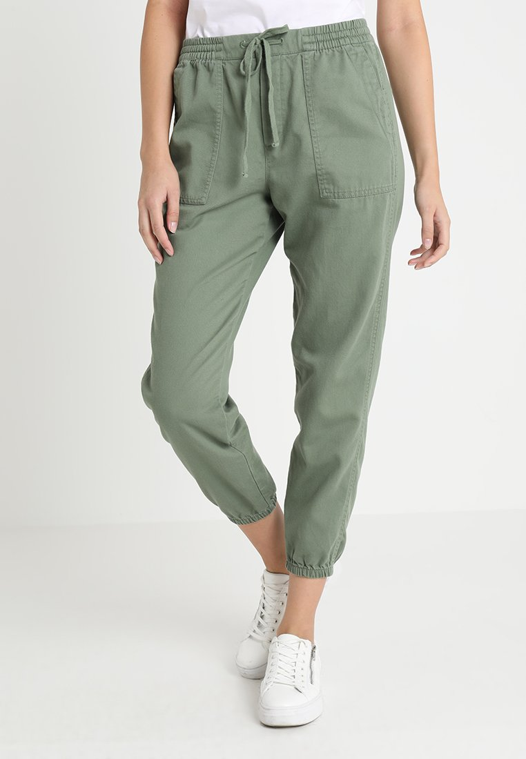 GAP - GIRLFRIEND UTILITY  - Broek - twig