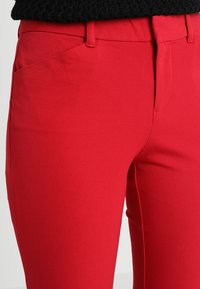 GAP - ANKLE BISTRETCH - Bukse - modern red - 3