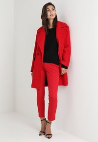GAP - ANKLE BISTRETCH - Bukse - modern red - 1