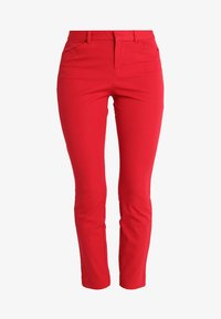 GAP - ANKLE BISTRETCH - Bukse - modern red - 4