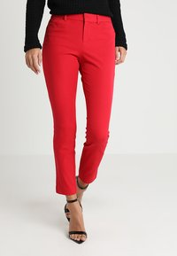 GAP - ANKLE BISTRETCH - Bukse - modern red - 0