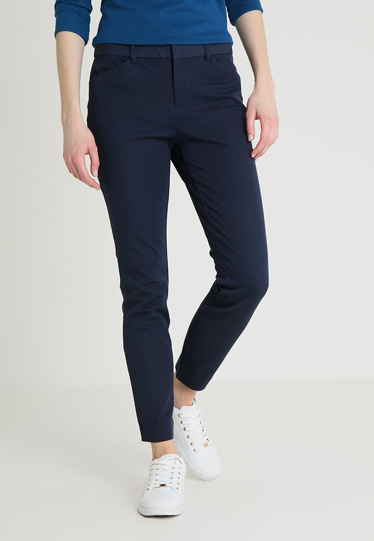 GAP - ANKLE BISTRETCH - Pantaloni - true indigo