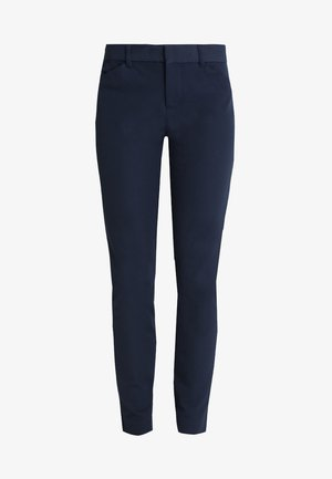 ANKLE BISTRETCH - Trousers - true indigo