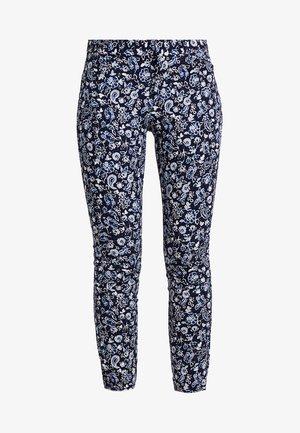 ANKLE BISTRETCH - Kalhoty - blue