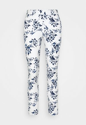 ANKLE BISTRETCH - Trousers - dark blue