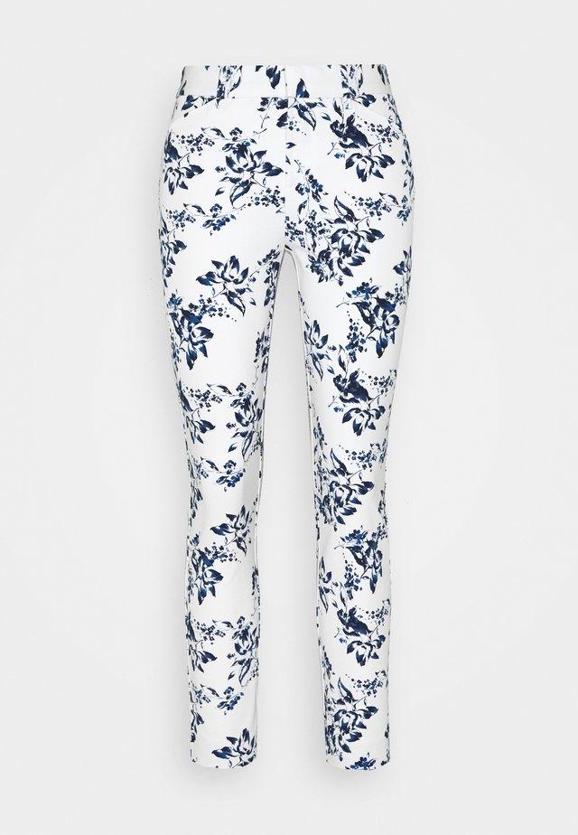 ANKLE BISTRETCH - Pantaloni - dark blue