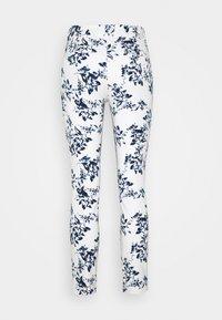 GAP - ANKLE BISTRETCH - Trousers - dark blue - 1