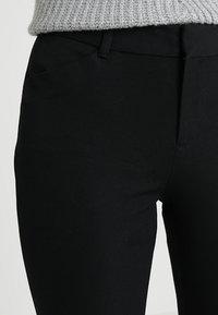 GAP - ANKLE BISTRETCH - Bukse - true black - 3
