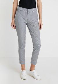 GAP - SKINNY ANKLE - Spodnie materiałowe - blue - 0