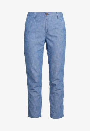 V-GIRLFRIEND  - Chinos - indigo chambray