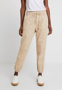 GAP - UTILITY - Stoffhose - wicker - 0