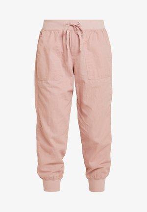 UTILITY JOGGER - Pantalon classique - blush pink