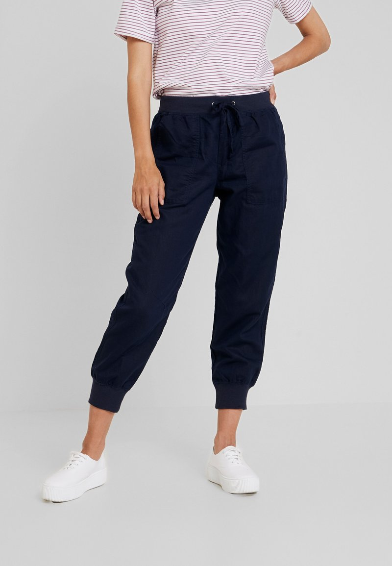 GAP - UTILITY JOGGER - Trousers - navy