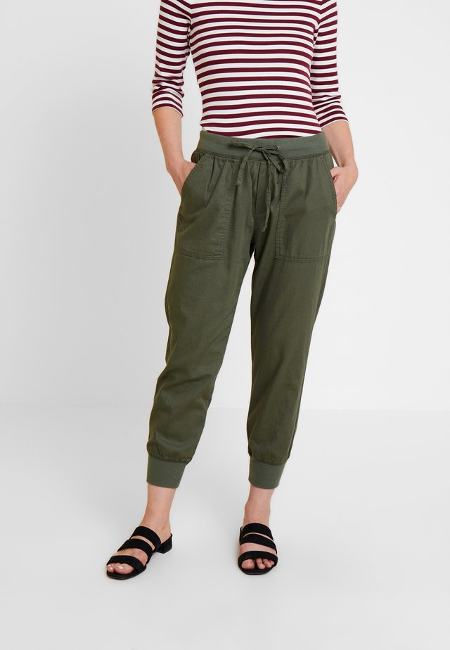 UTILITY - Tracksuit bottoms - baby tweed