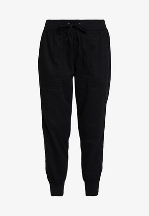 UTILITY - Tracksuit bottoms - true black