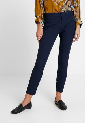 BISTRETCH - Trousers - true indigo