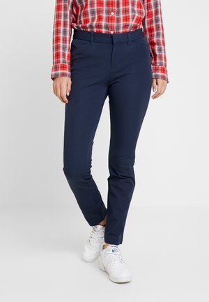 BISTRETCH LONG - Pantaloni - true indigo