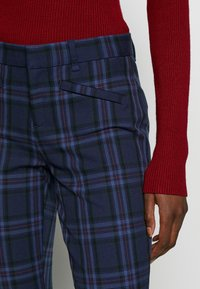 GAP - SKINNY ANKLE - Pantaloni - blue combo - 3
