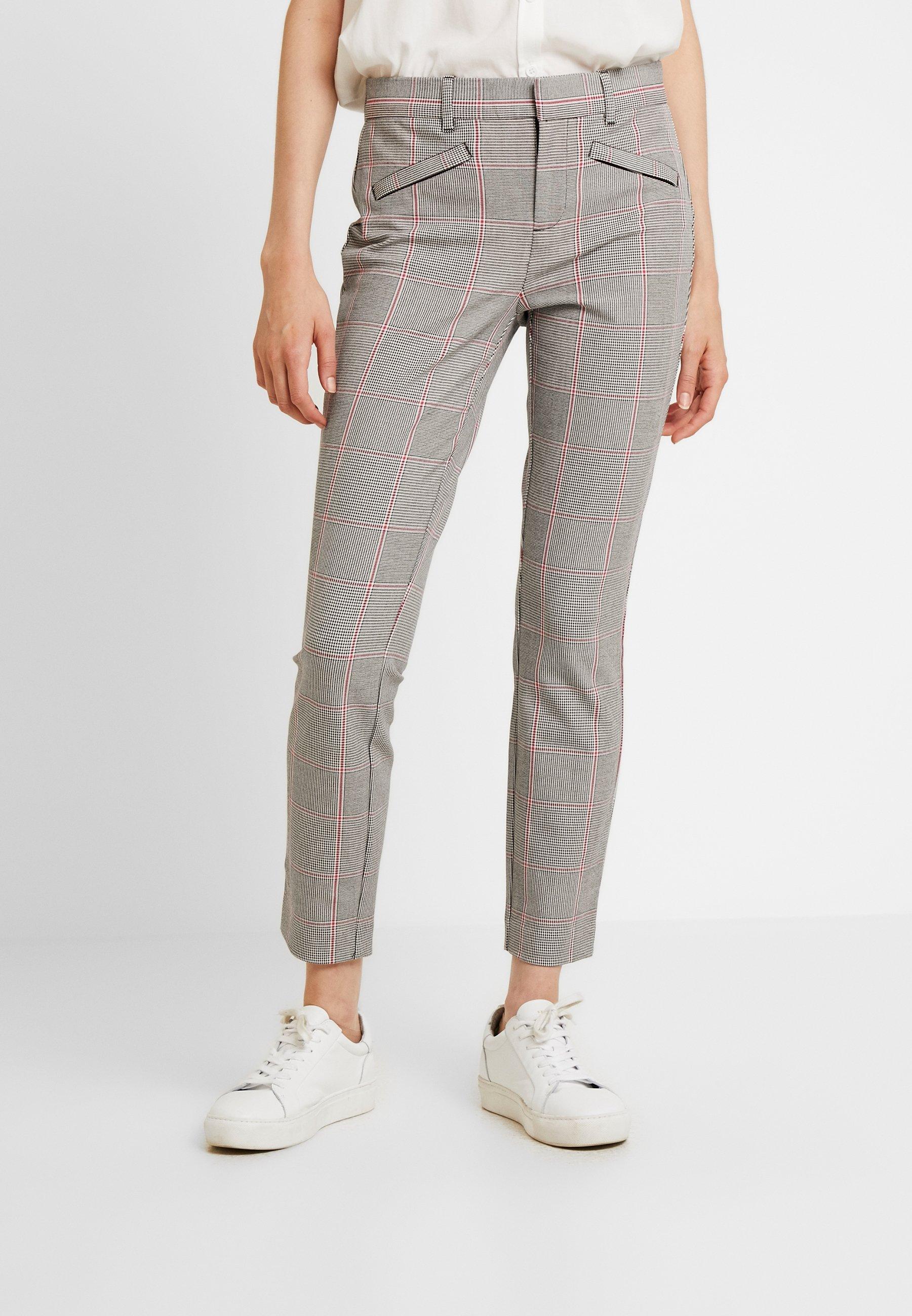 Gap Classique Grey AnklePantalon Gap pink QthCxsrd