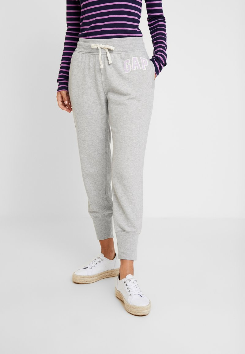 GAP - Teplákové kalhoty - light heather grey