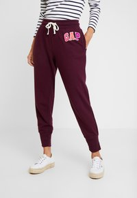 GAP - Teplákové kalhoty - secret plum - 0