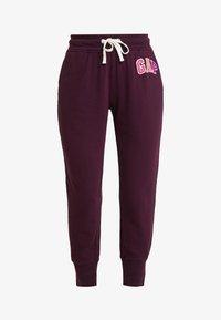 GAP - Teplákové kalhoty - secret plum - 3