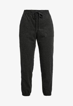 WARM HANDED JOGGER - Pantalon classique - charcoal heather