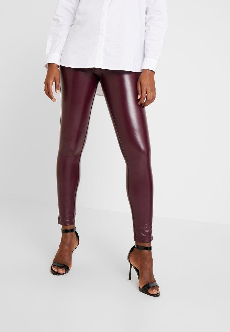 GAP - Leggings - tuscan red