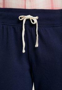 GAP - SHERPA - Teplákové kalhoty - navy uniform - 6
