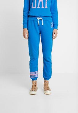Spodnie treningowe - precious blue
