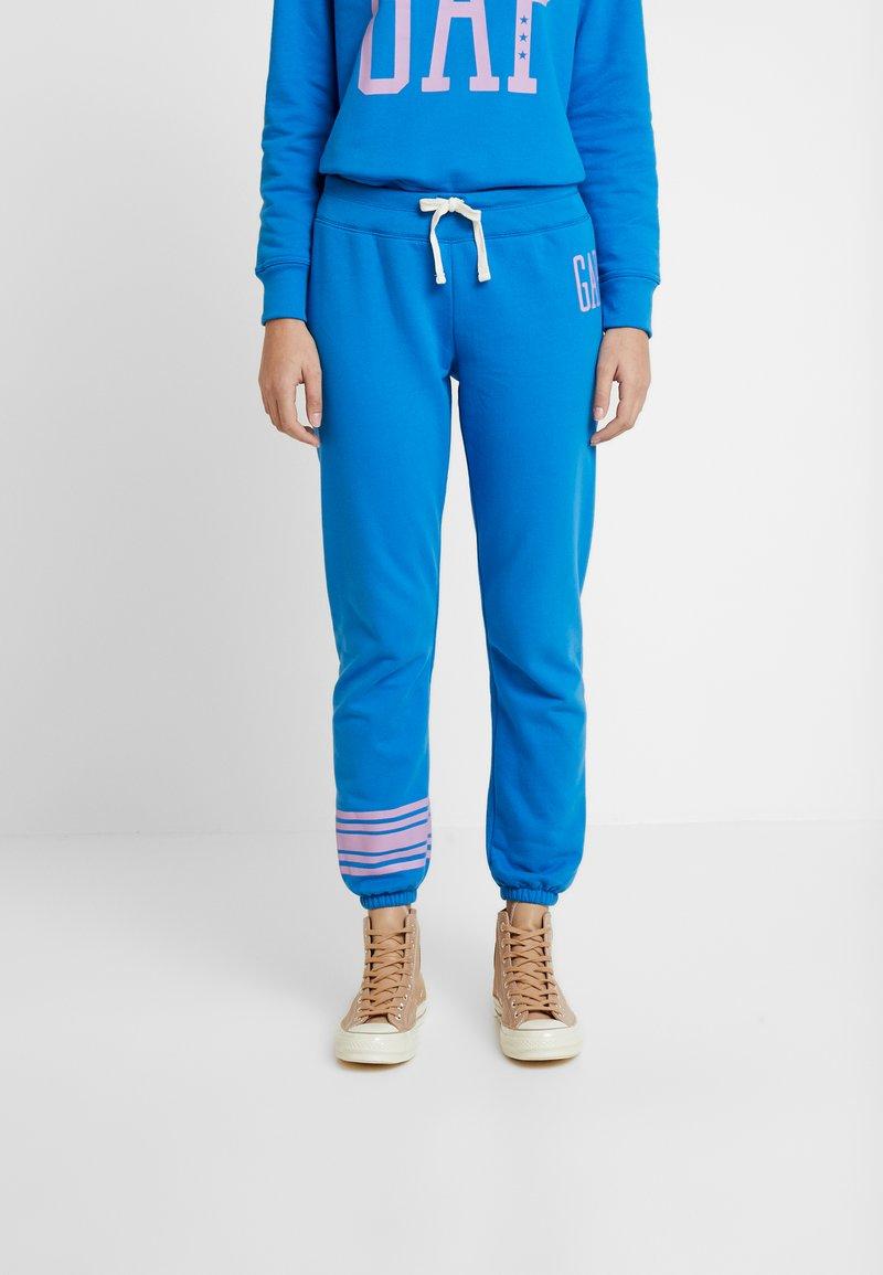 GAP - Spodnie treningowe - precious blue